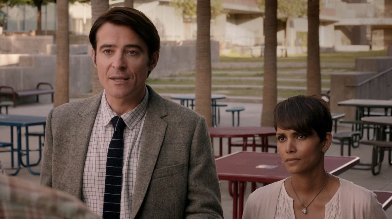 Extant S1Ep3 Wish You Were Here Review - John and Molly talking to bigots