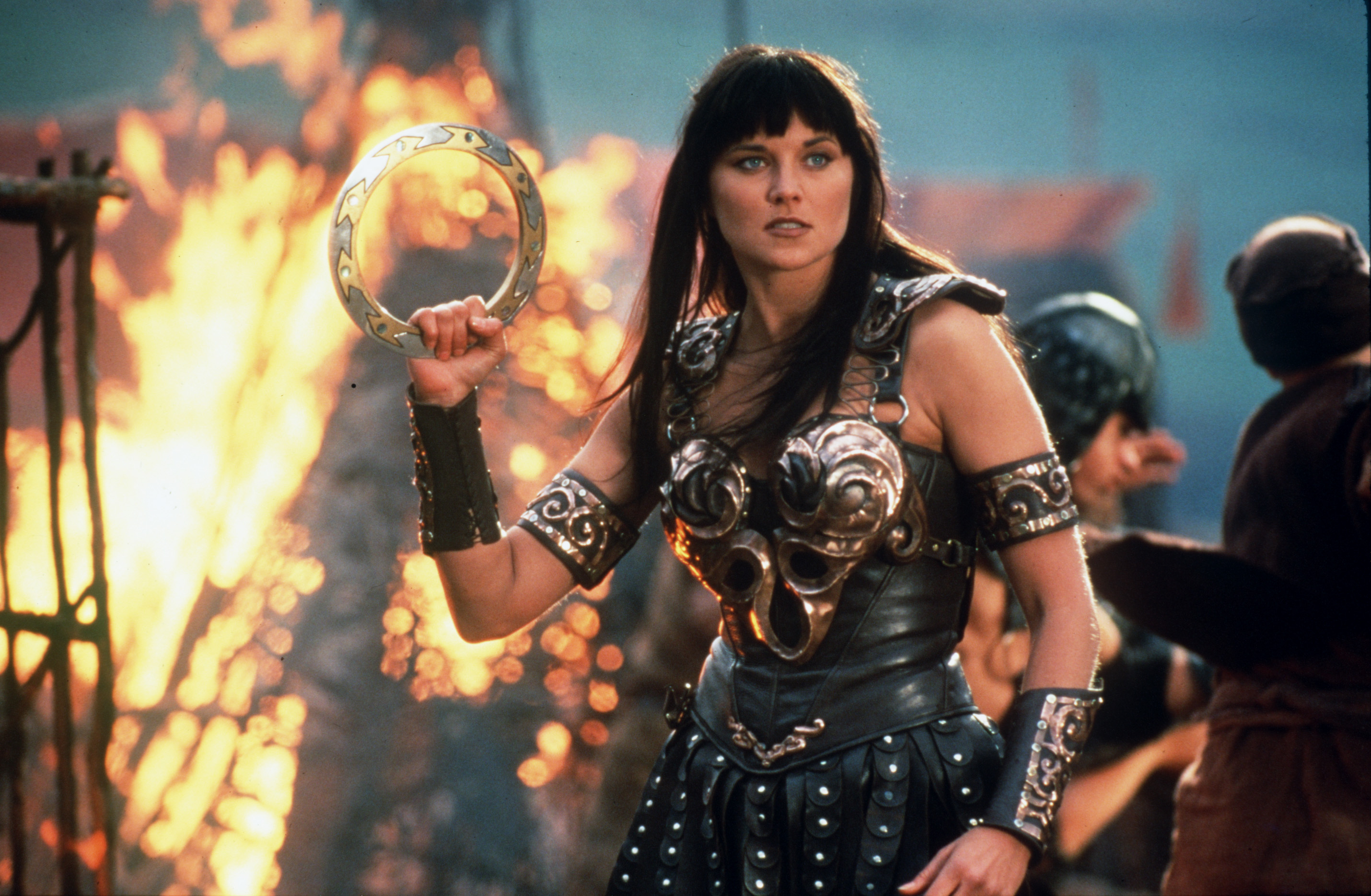 Lucy Lawless joins the cast of Agents of SHIELD - Xena Warrior Princess