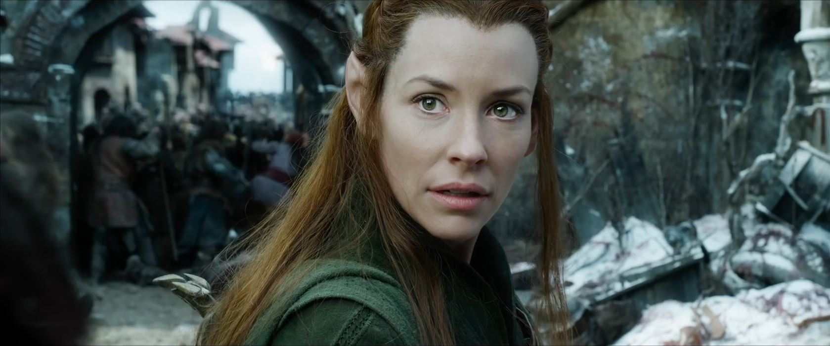 The Hobbit The Battle of the Five Armies Trailer - SciFiEmpire