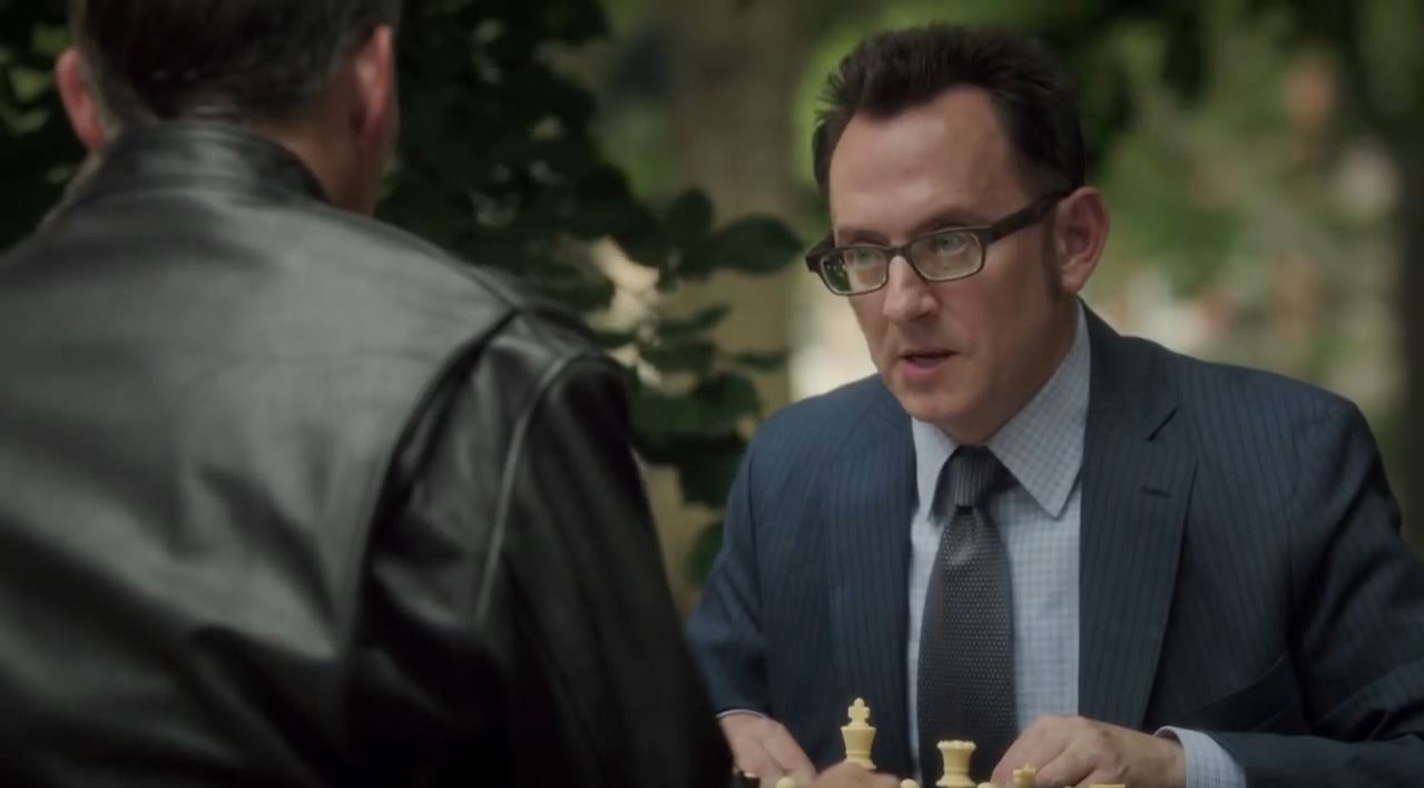 Person of Interest Season 4 Preview - Harold Finch (Michael Emerson)