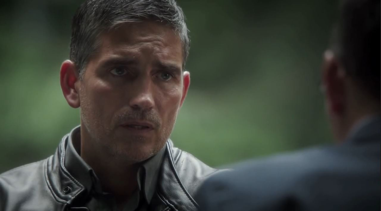 Person of Interest Season 4 Preview - John Reese (Jim Caviezel)