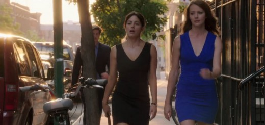 Person of Interest Season 4 Preview - Root and Shaw in short dresses