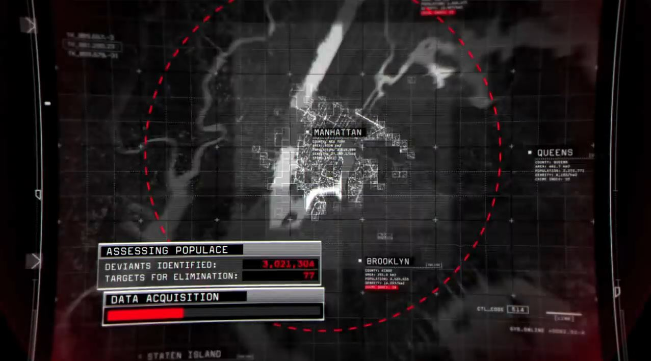 Person of Interest Season 4 Preview - Samaritan finding targets