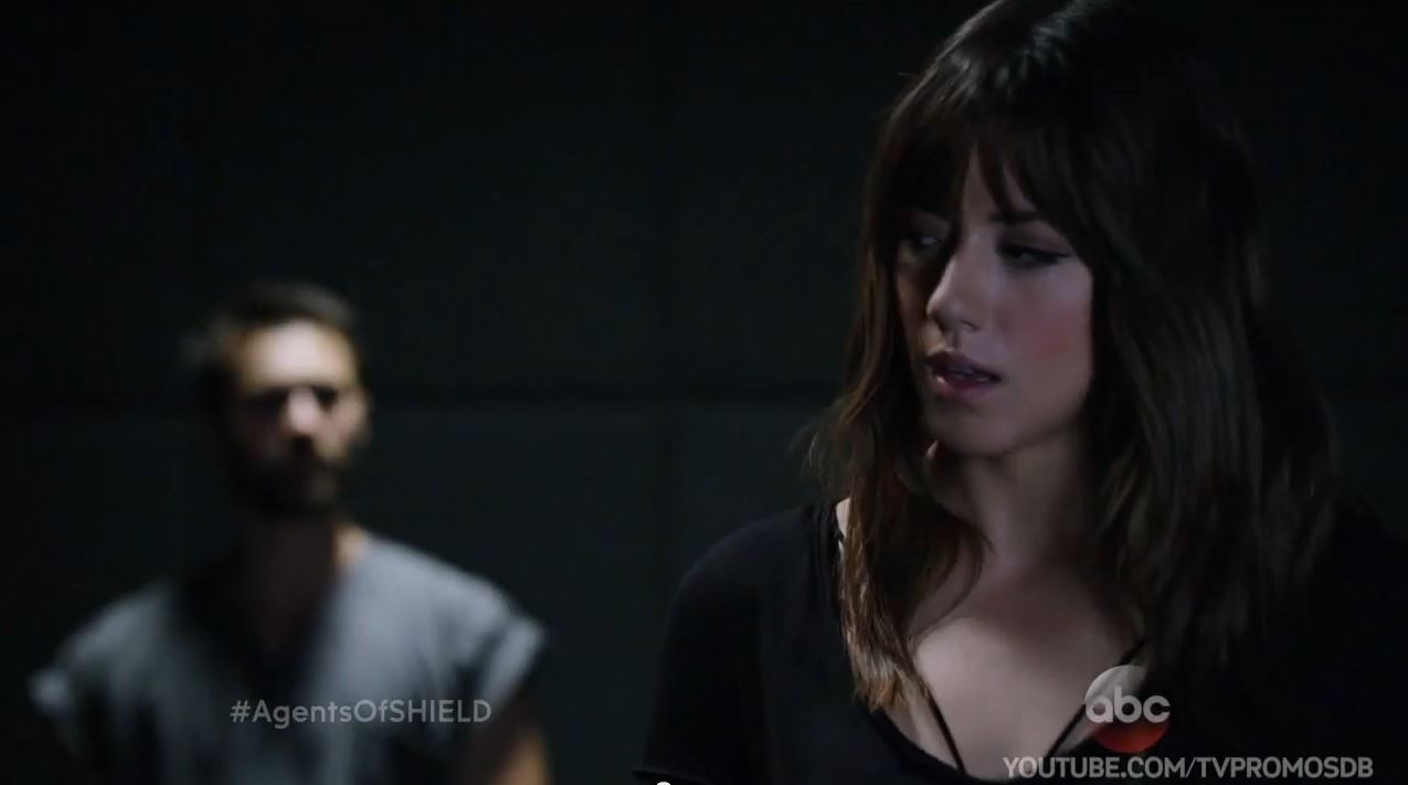 Agents of SHIELD Season 2 Trailer and Preview - Skye (Chloe Bennett)