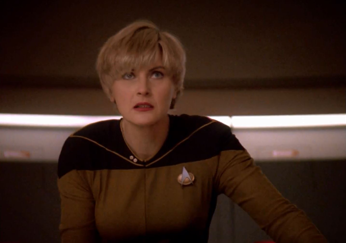 Star Trek TNG Season 7 Blu-Ray Trailer - Denise Crosby as Tasha Yar in All Good Things