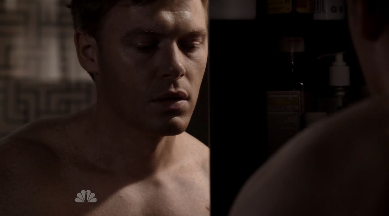 The Blacklist Season 2 Lord Baltimore (No. 104) Review - Diego Klattenhoff as FBI Special Agent Donald Ressler