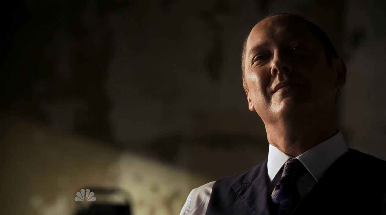 The Blacklist Season 2 Lord Baltimore (No. 104) Review - James Spader as Raymond Reddignton