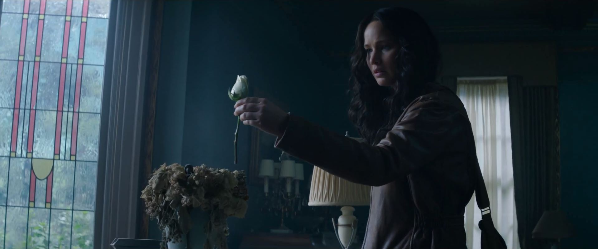 The Hunger Games Mockingjay Part 1 Trailer - Jennifer Lawrence as Katniss Everdeen