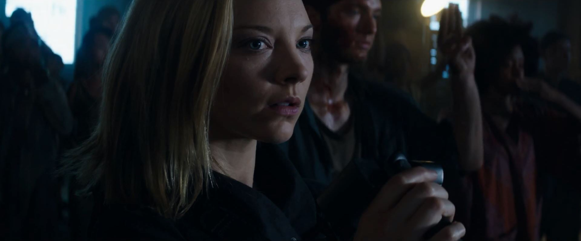The Hunger Games Mockingjay Part 1 Trailer - Natalie Dormer as Cressida