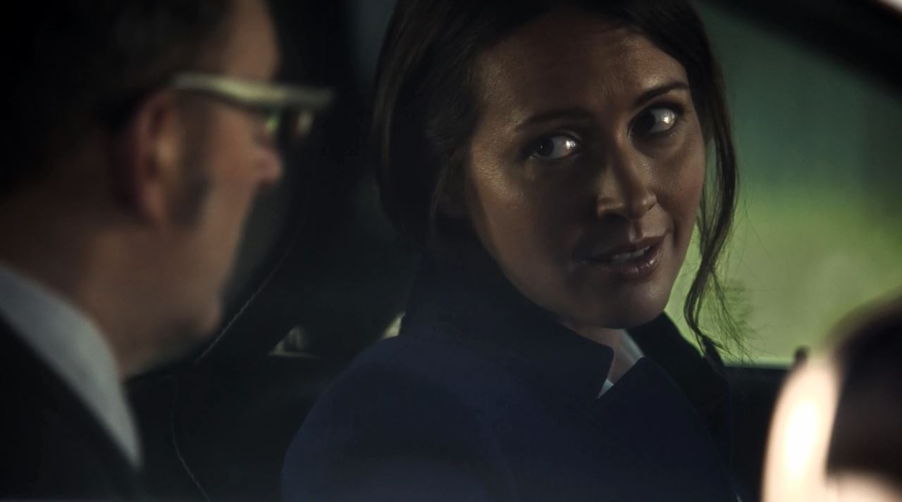 Amy Acker as Root - Person Of Interest S2Ep2 Nautilus Review