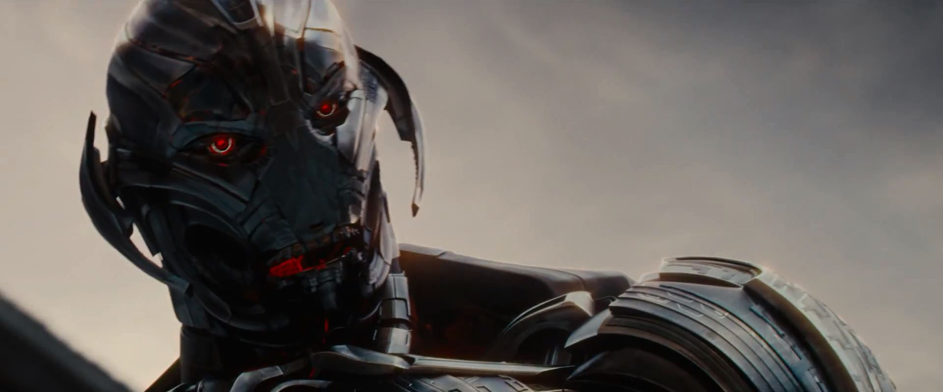 Avengers Age Of Ultron Trailer Released - Ultron (James Spader)