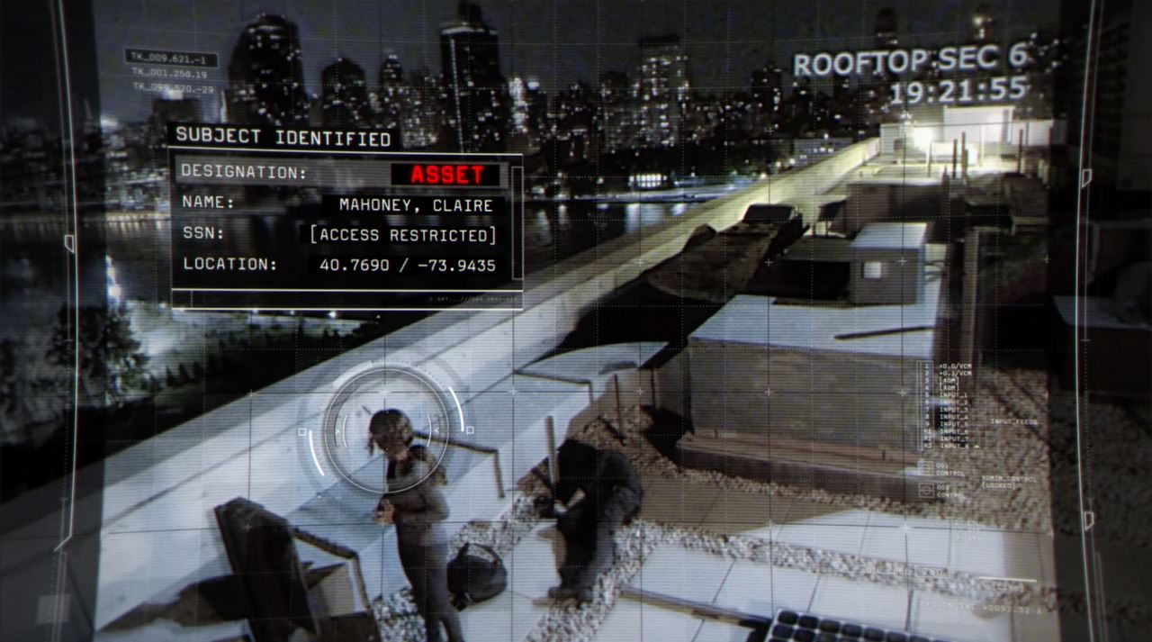 Claire becoming an asset of Samaritan - Person Of Interest S4Ep2 Nautilus Review
