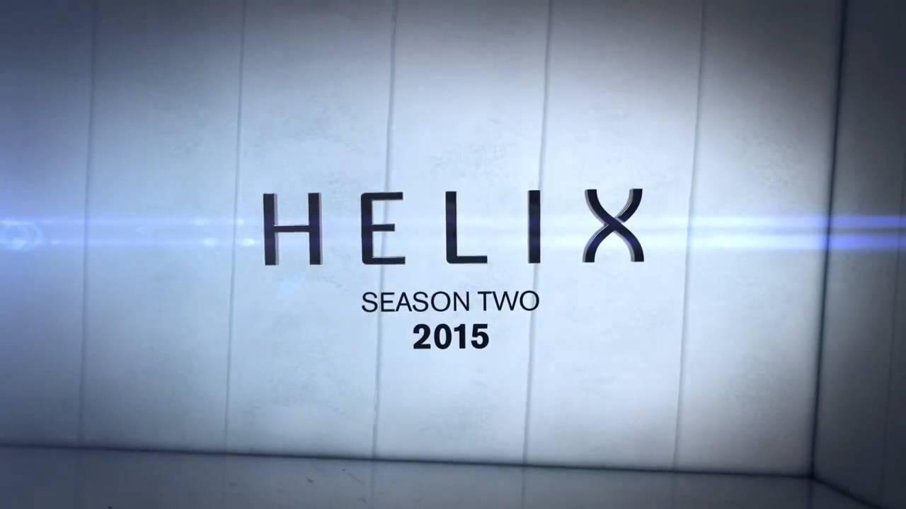 Helix Season 2 Teaser Trailer Logo
