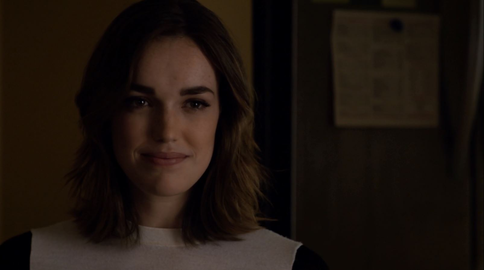 Jemma Simmons (Elizabeth Henstridge) as Agent of HYDRA - Agents of SHIELD S2Ep3 Making Friends and Influencing People Review