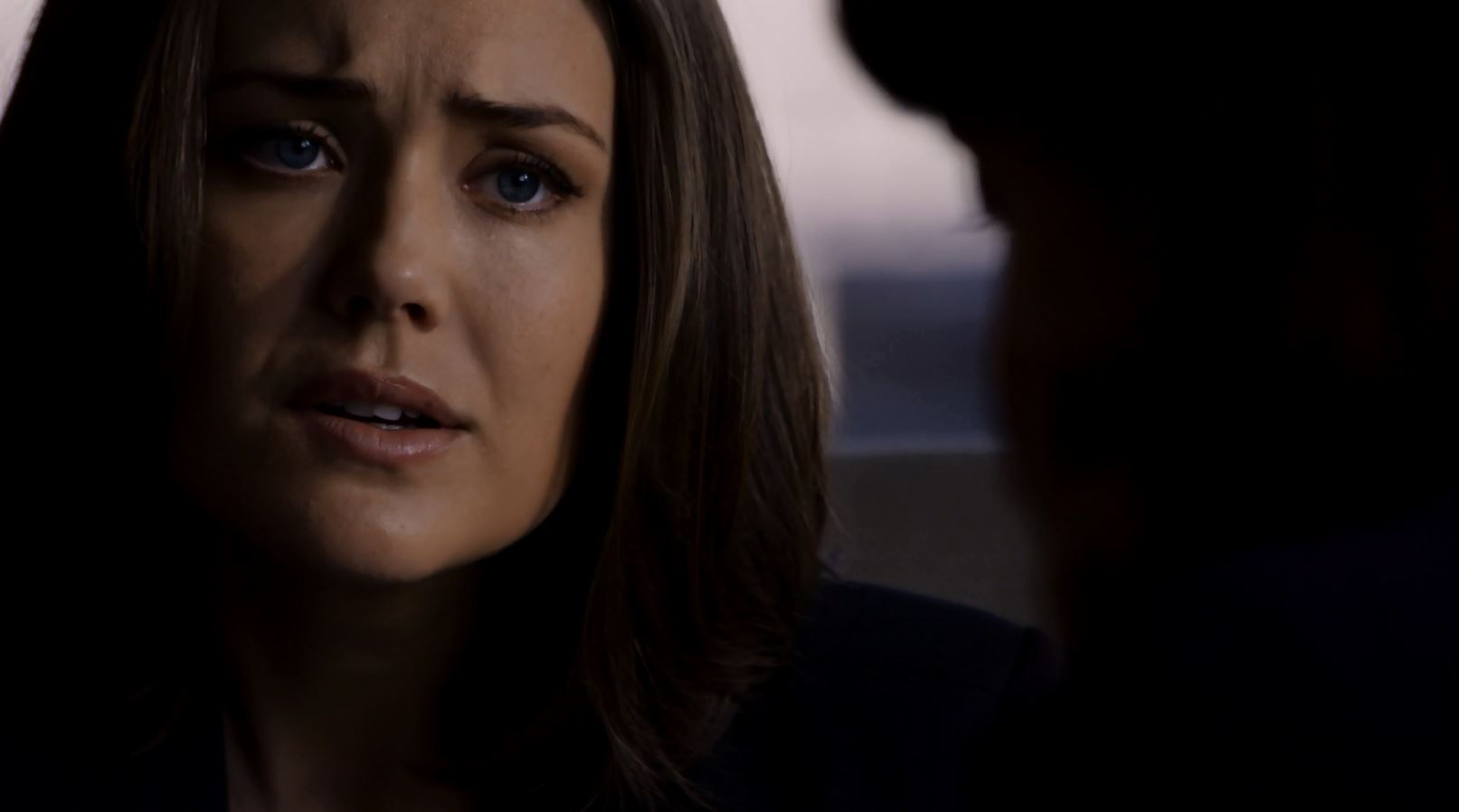 Megan Boone as agent Keen - The Blacklist S2Ep3 Dr. James Covington (No. 89) Review