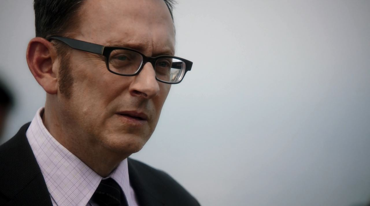 Michael Emerson as Harold Finch - Person Of Interest S4Ep2 Nautilus Review