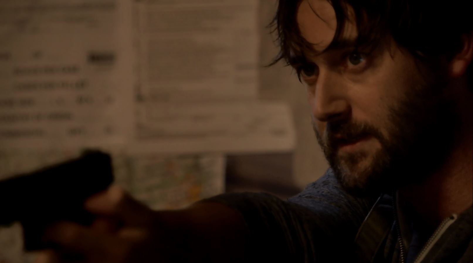 Ryan Eggold as Tom Keen - The Blacklist S2Ep3 Dr. James Covington (No. 89) Review