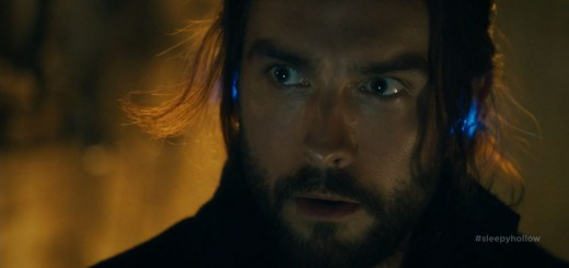 Sleepy Hollow S2Ep4 Go Where I Send Thee... Review - Ichabod puts in his magic earbud