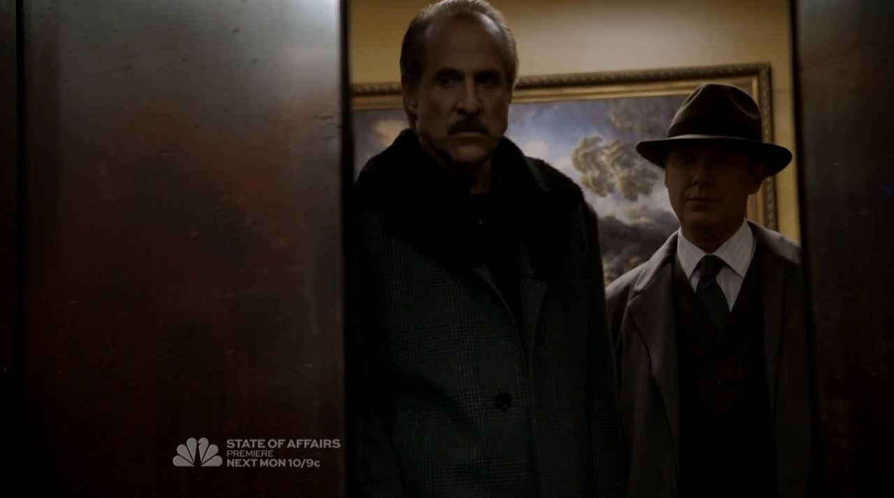 Berlin and Reddington work together to find Decembrist - The Blacklist mid-season finale The Decembrist Review