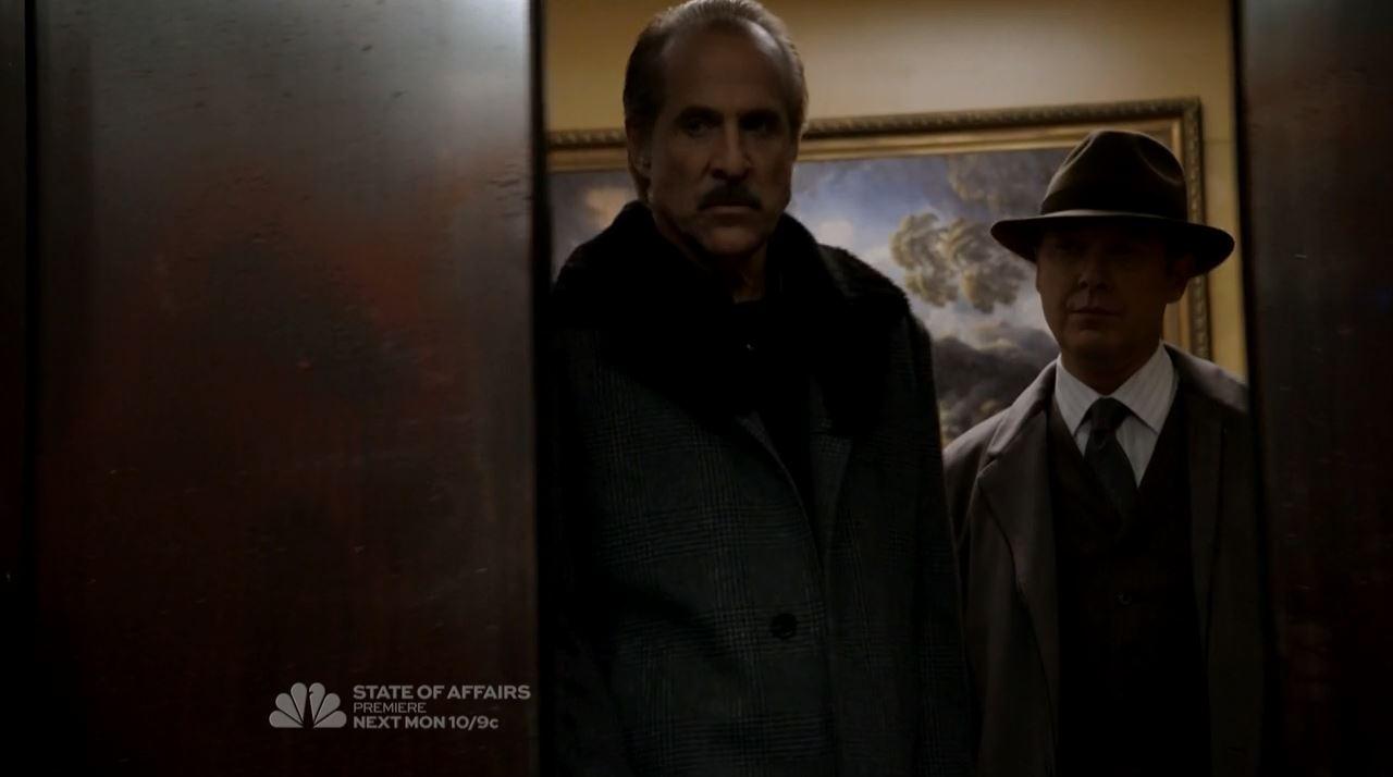 Berlin and Reddington work together to find Decembrist - The Blacklist mid-season finale The Decembrist Review