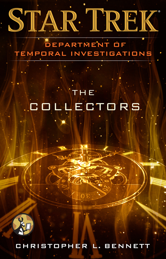 Star Trek DTI The Collectors Review novella cover
