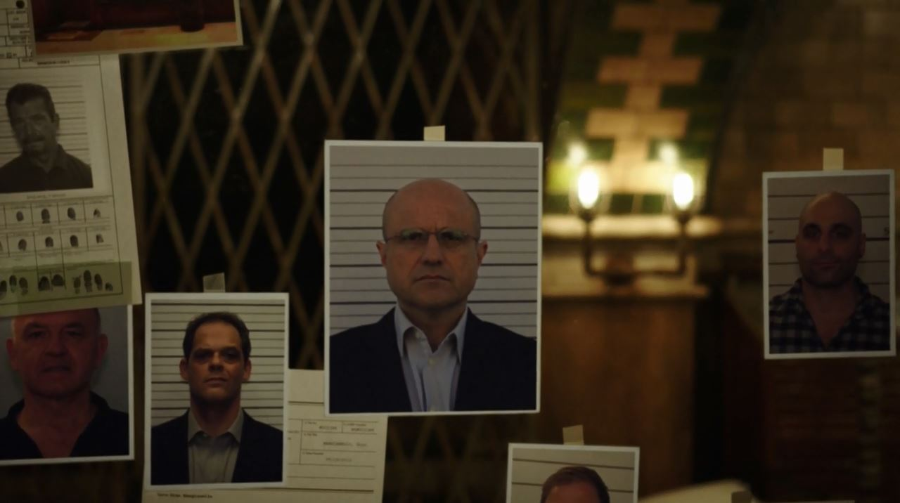 Elias as the Person of Interest. Person of Interest Point of Origin Review