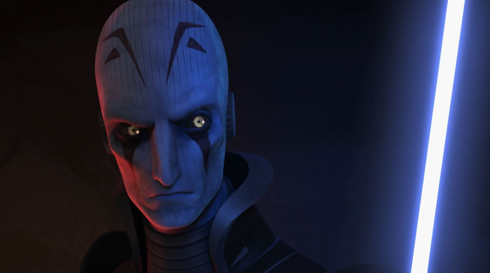 Inquisitor voices by Jason Isaacs. Star Wars Rebels Gathering Forces Review
