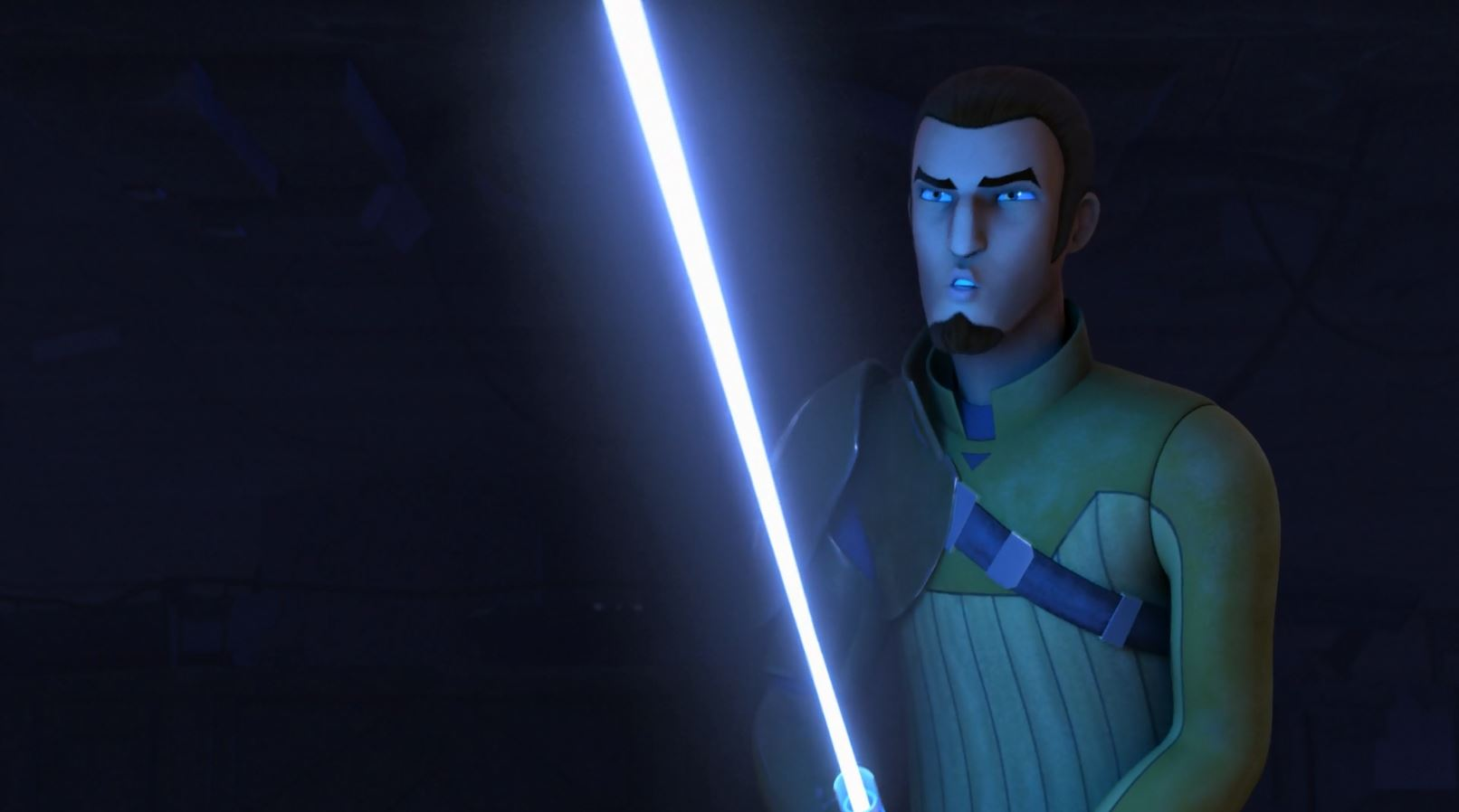 Kanan Jarrus. Star Wars Rebels Gathering Forces Review