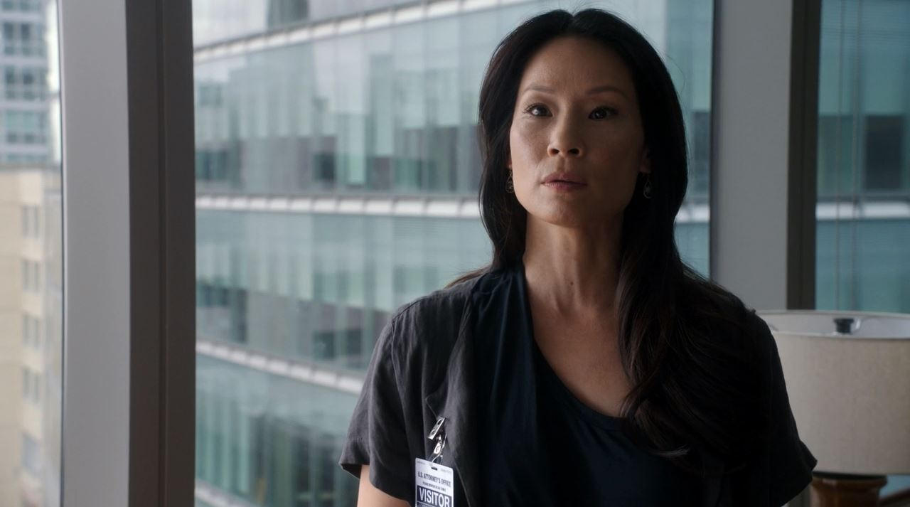Lucy Liu as Joan Watson - Elementary The Five Orange Pipz