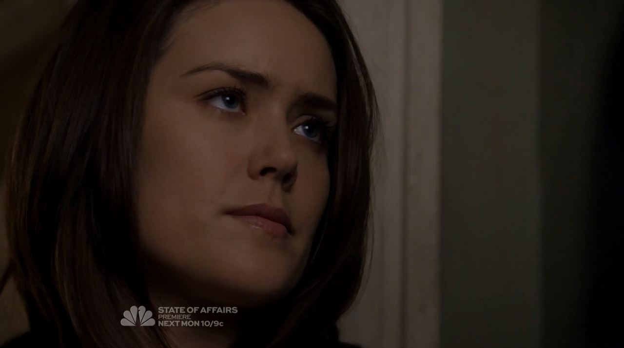 Megan Boone as Elizabeth Keen - The Blacklist mid-season finale The Decembrist Review