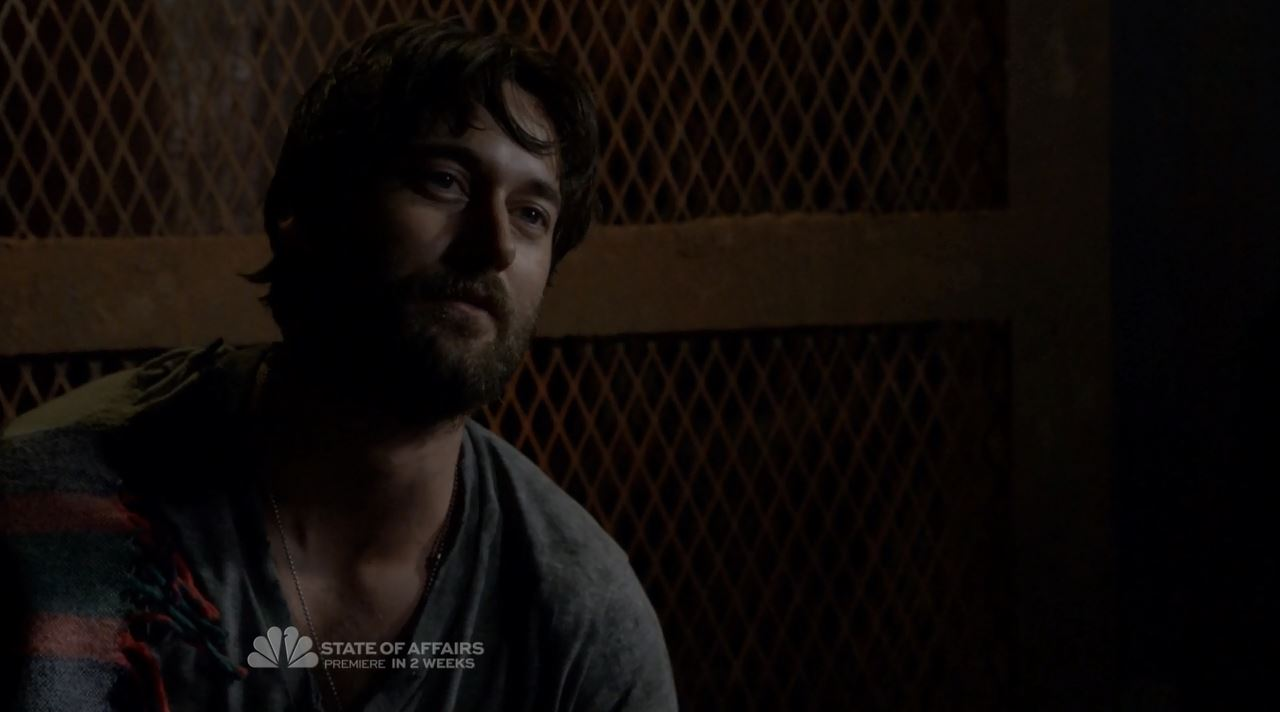 Ryan Eggold as Tom Keen - The Blacklist S2ep7 The Scimitar Review