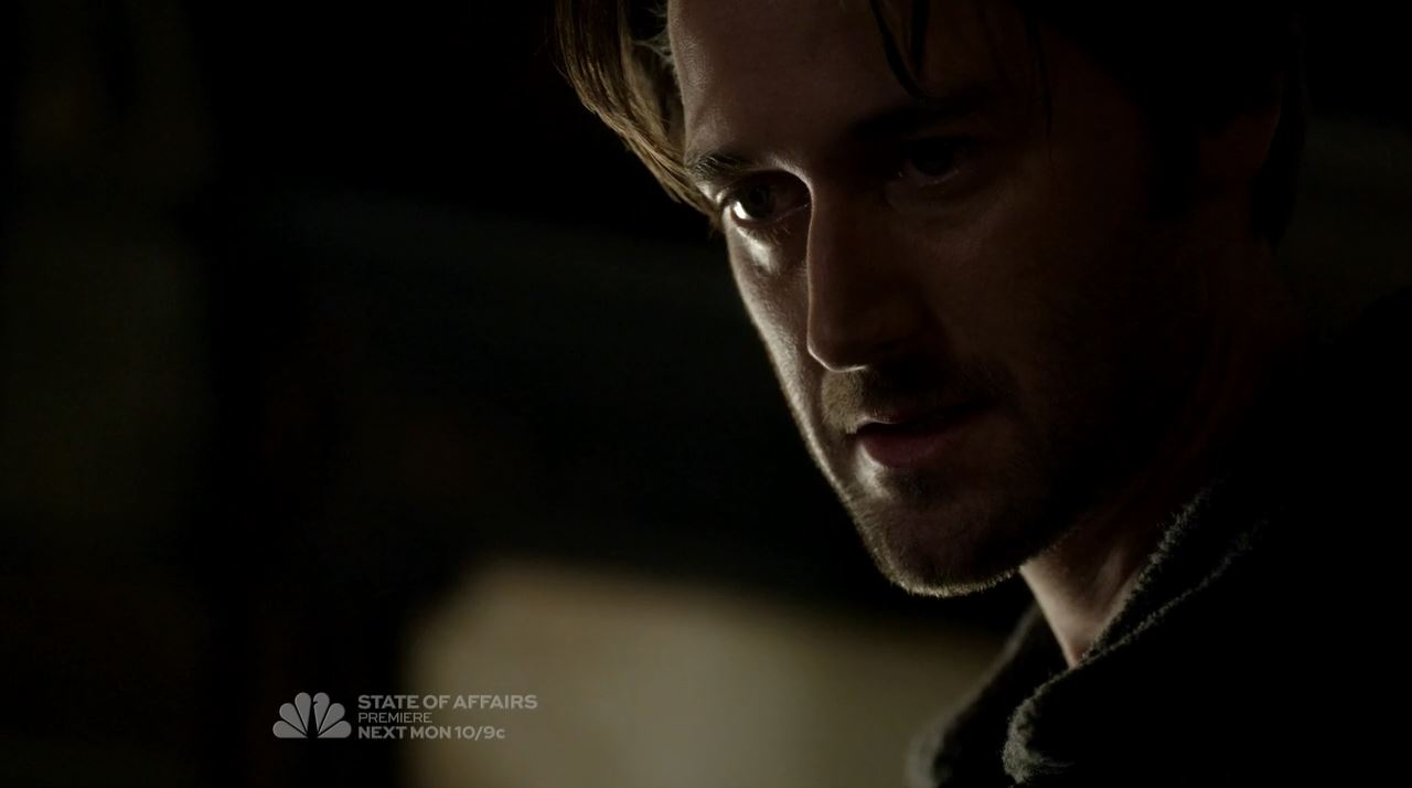 Ryan Eggold as Tom Keen - The Blacklist mid-season finale The Decembrist Review