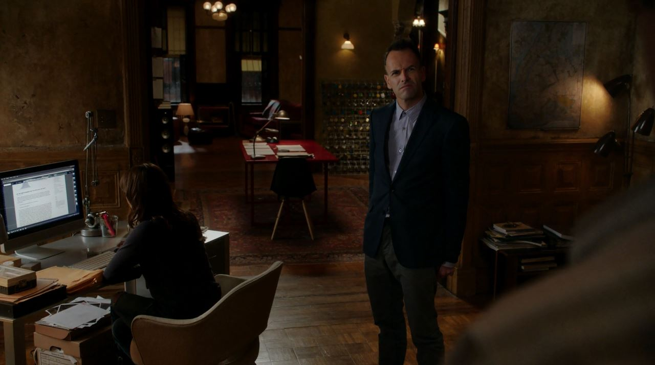 Sherlock and Kitty on the heels of the killer - Elementary Just a Regular Irregular Review