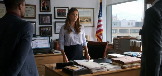 Sonya Walger as Angela White - Elementary The Five Orange Pipz