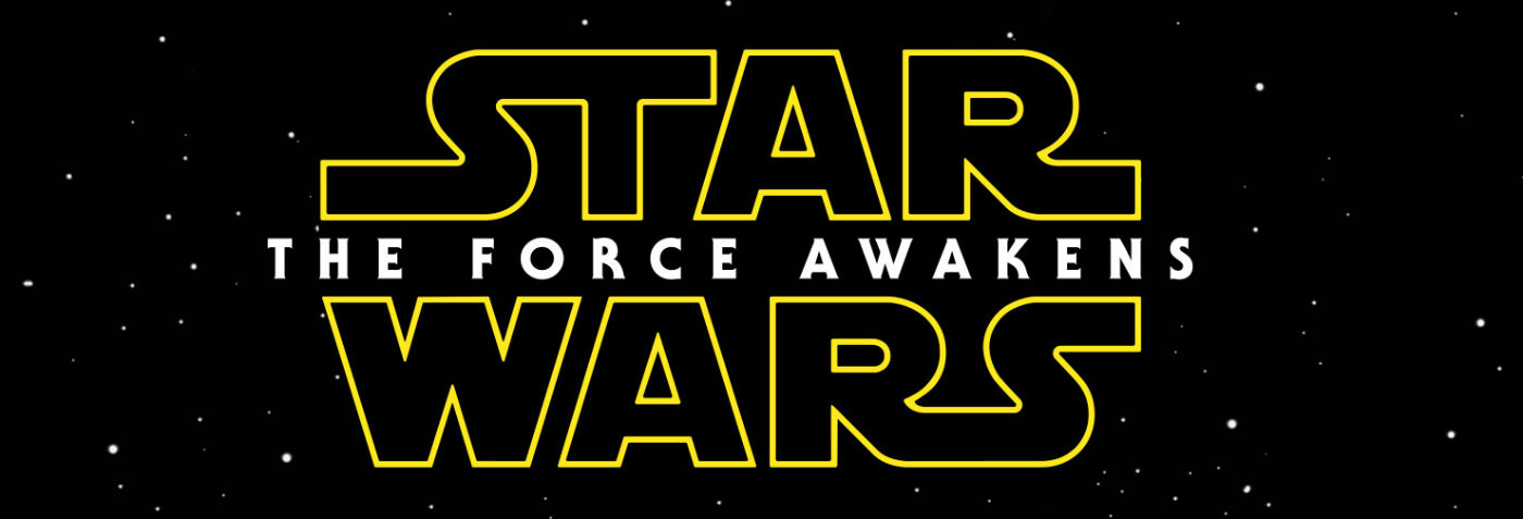 Star Wars Episode VII The Force Awakens logo