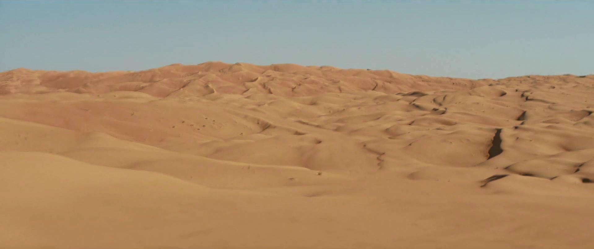 Tatooine episode 7 - Star Wars Episode 7 trailer released