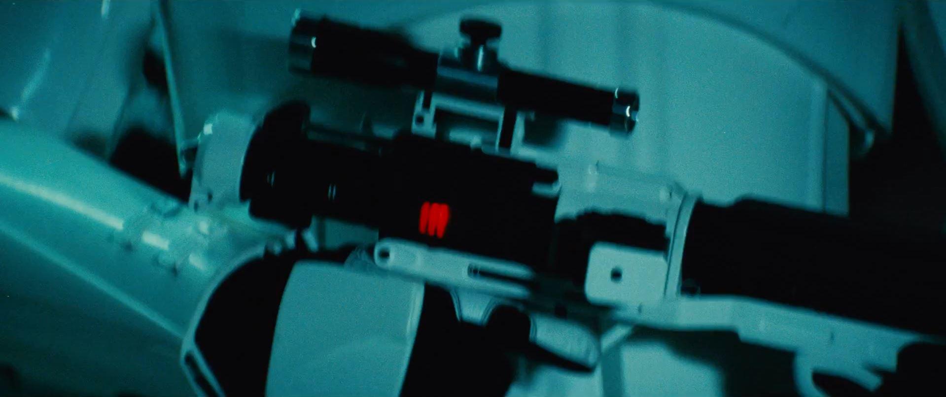 new storm trooper blaster rifles - Star Wars Episode 7 trailer released