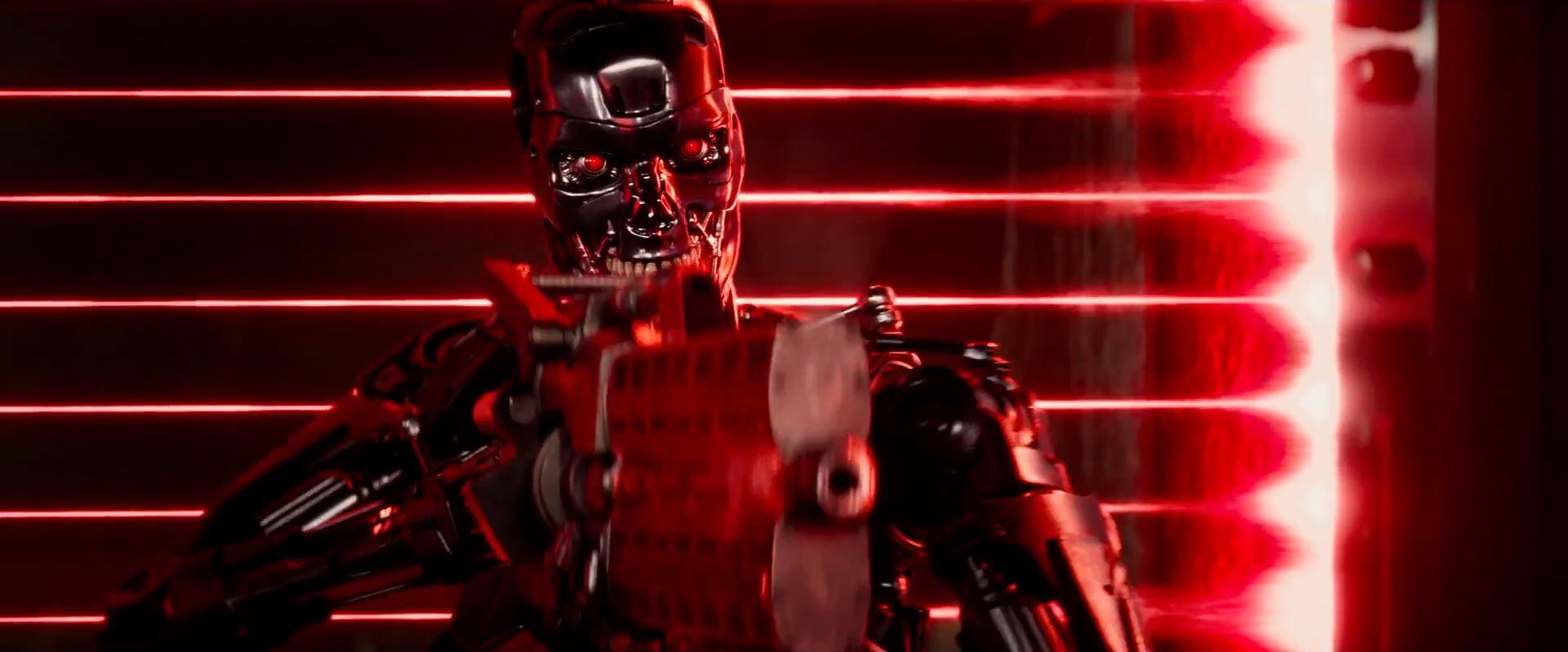 Terminator Genisys CyberDyne Systems model 101