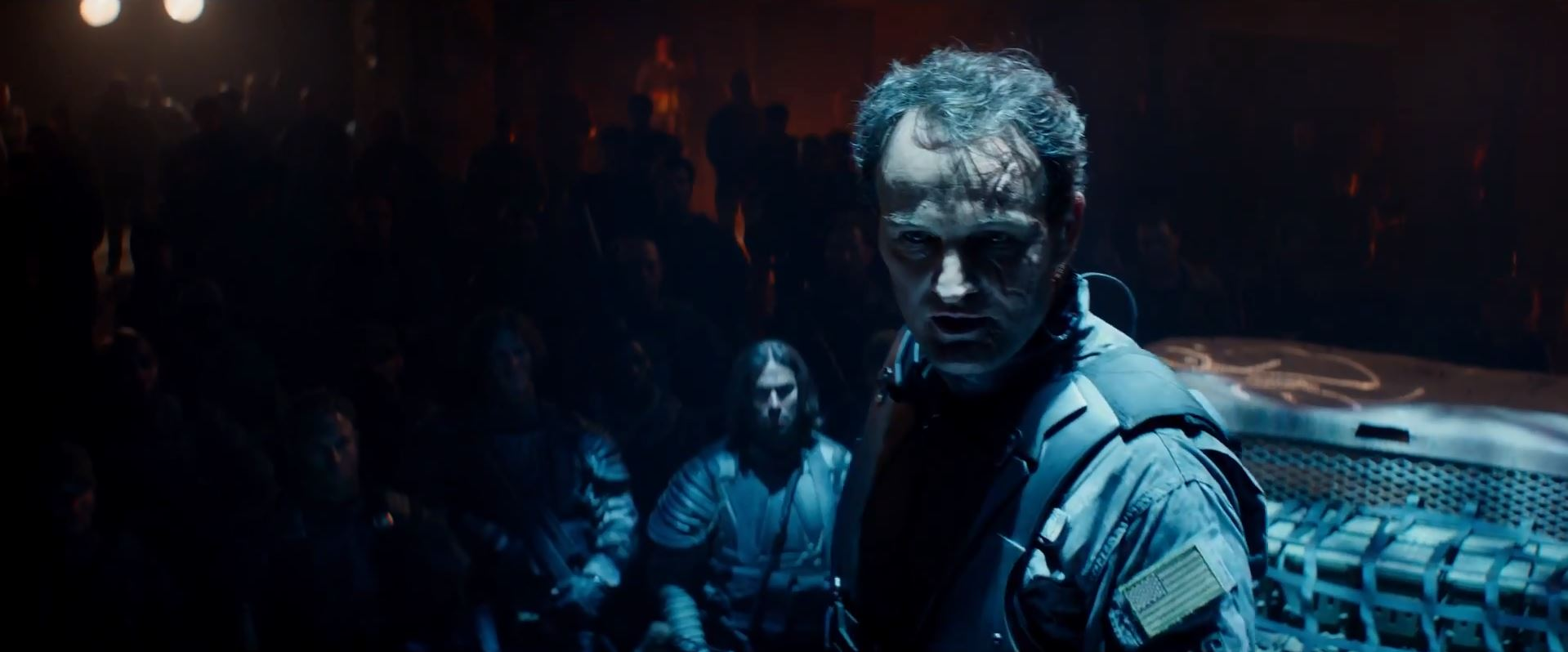 Terminator Genisys Jason Clarke as John Connor