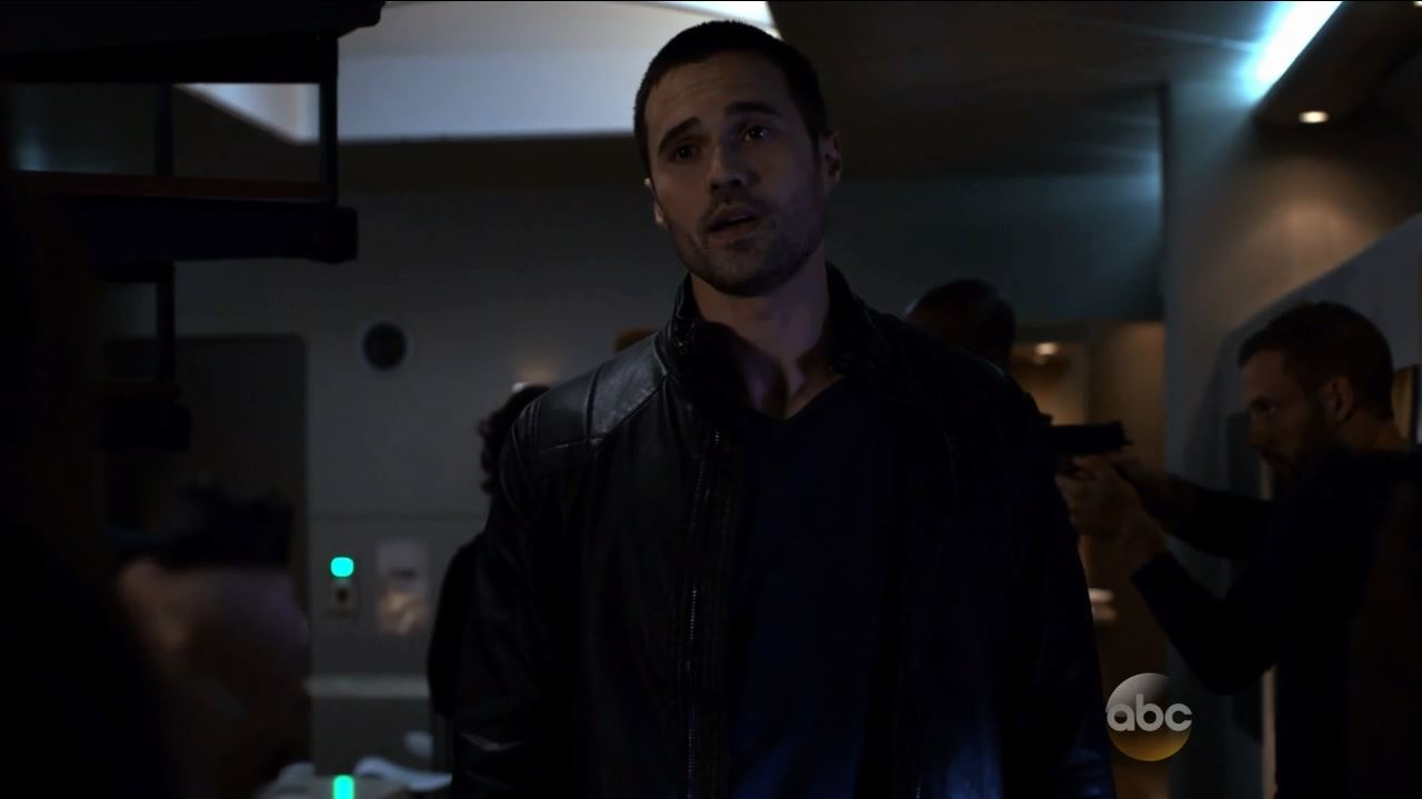 Ward takes Raina and Skye - Agents of SHIELD S2Ep9 Ye Who Enter Here Review