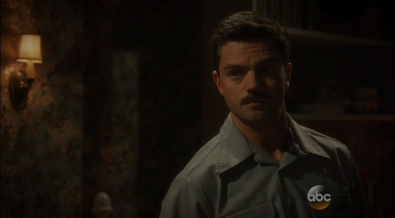 Agent Carter Review. Dominic Cooper as Howard Stark