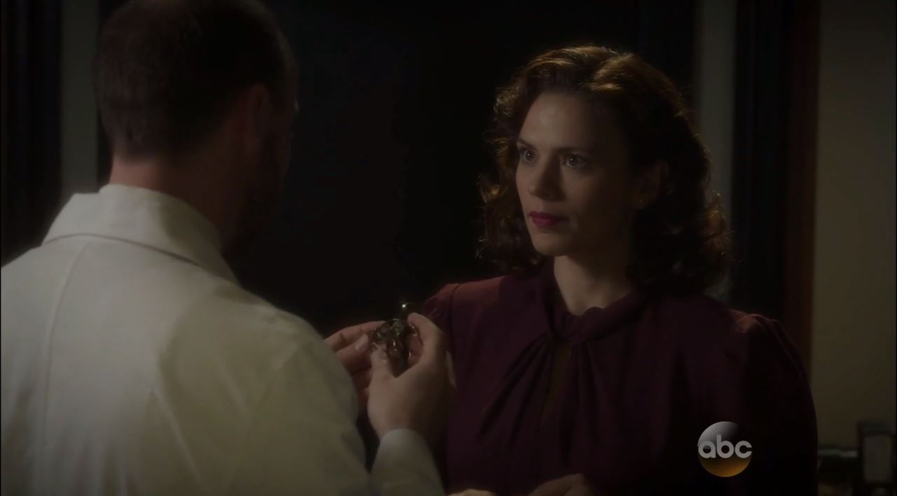Agent Carter Review. Hayley Atwell as Peggy Carter