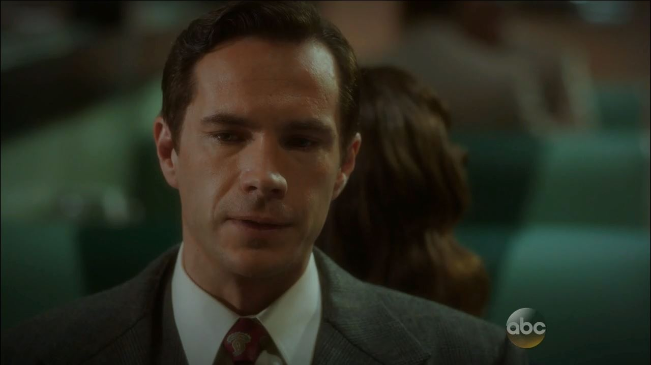 Agent Carter Series Premiere Review - James D'Arcy as Jarvis