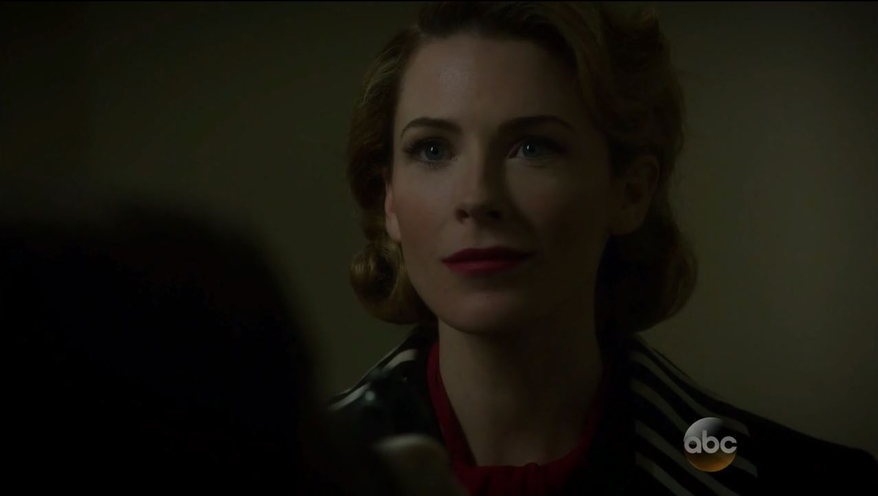 Agent Carter S1Ep7 SNAFU Review. Bridget Regan as Dottie Underwood