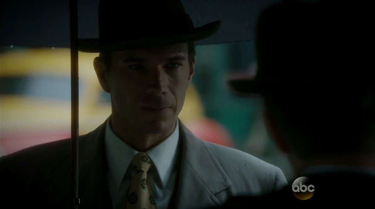Agent Carter The Iron Ceiling Review. James D'Arcy as Edwin Jarvis