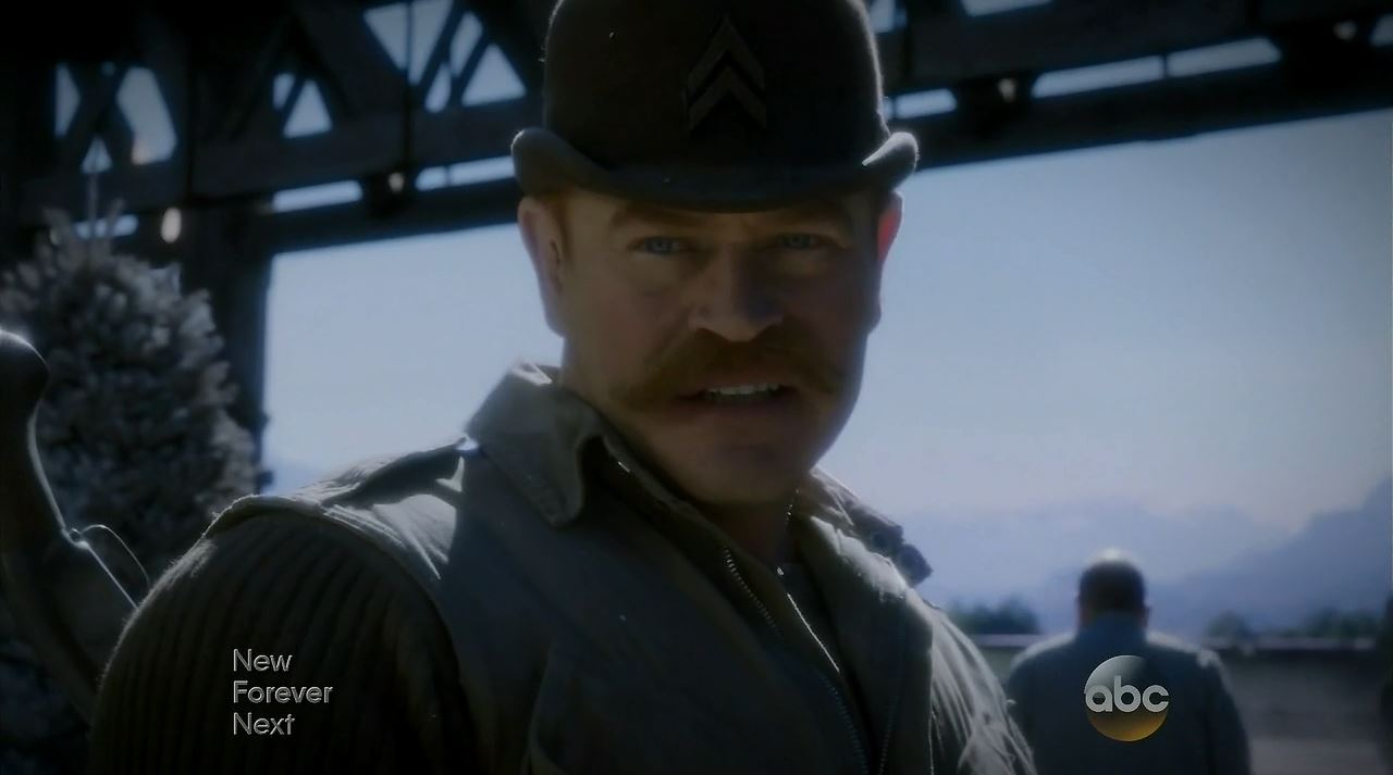 Agent Carter The Iron Ceiling Review. Timothy 'Dum Dum' Dugan