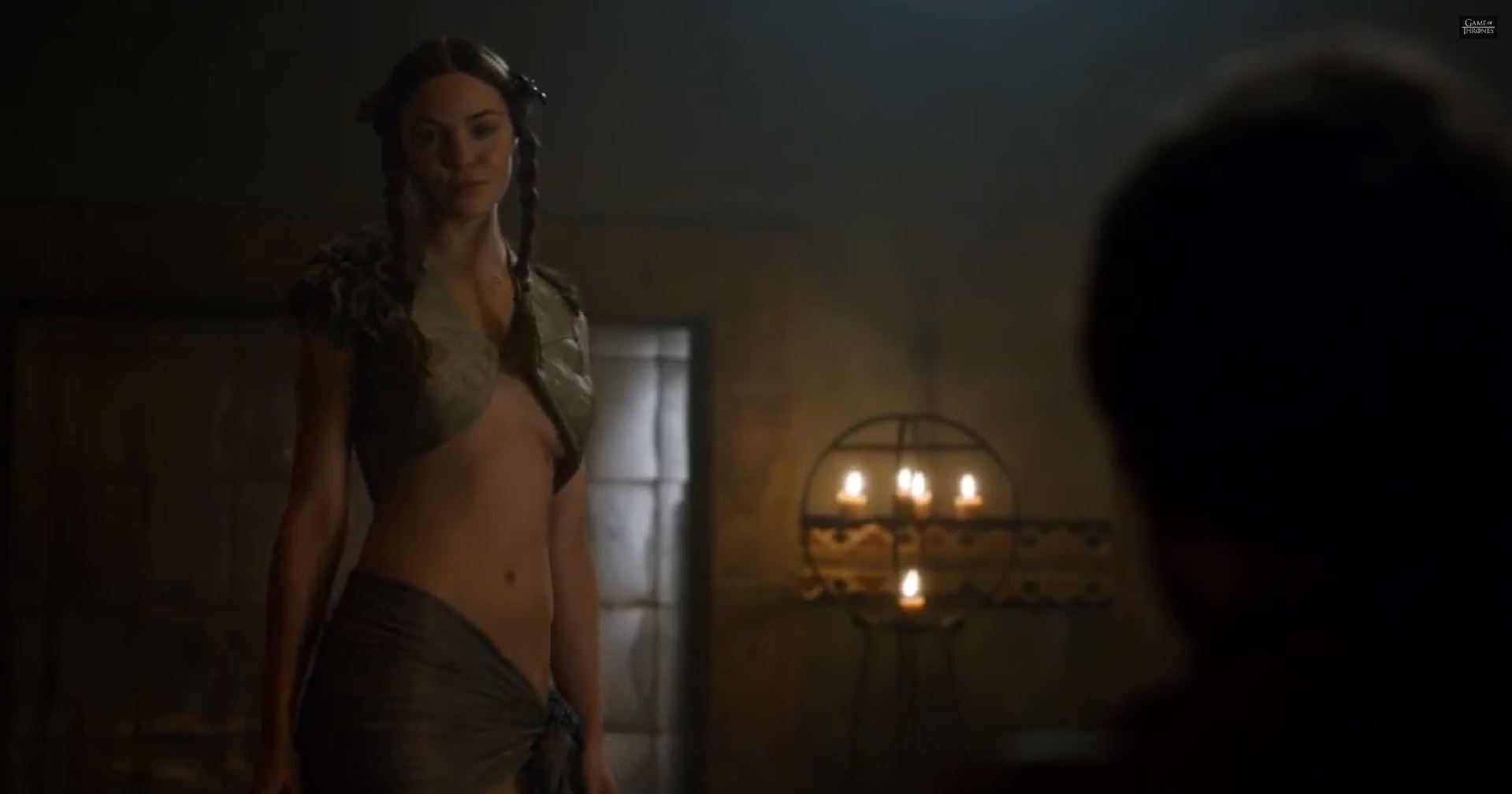 Game Of Thrones Season 5 Preview. Sophie Turner as Sansa Stark Alayne nude