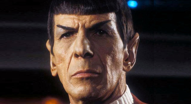 Leonard Nimoy has died at age 83. Leonard as Spock