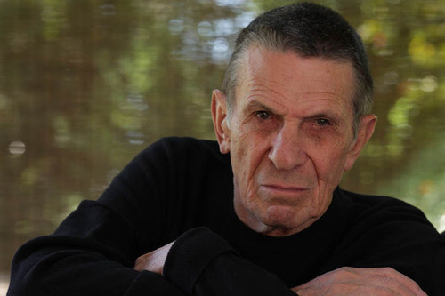 Leonard Nimoy has died at age 83. Leonard as William Bell