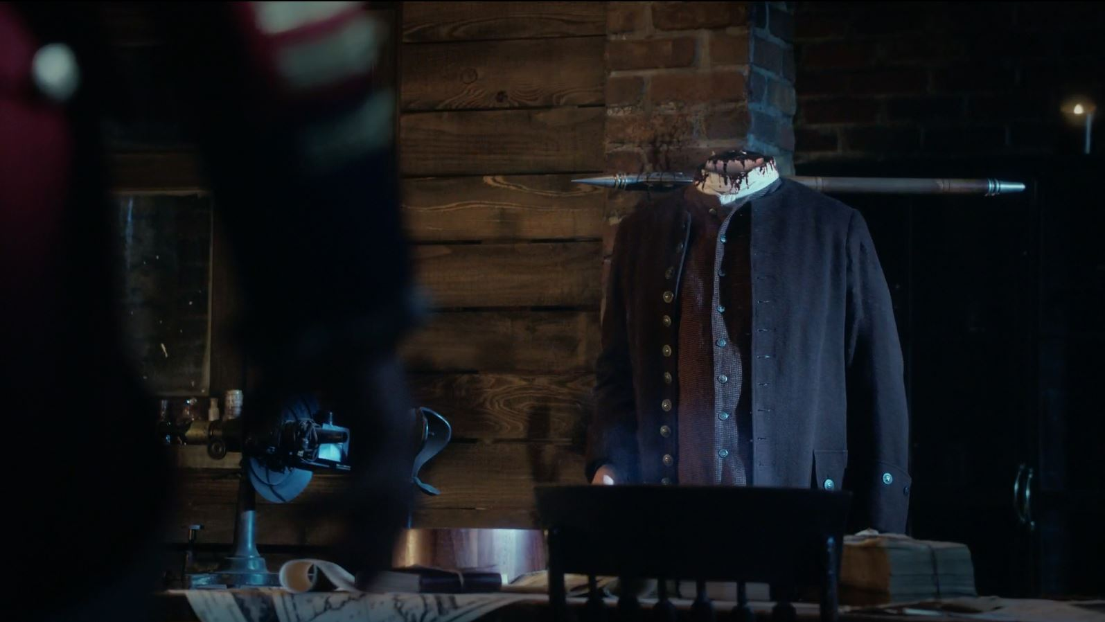 Sleepy Hollow Season 2 Finale Review. Benjamin Franklin decapitated